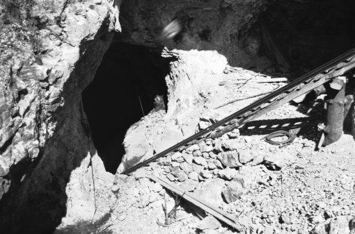 Rømteland gruve