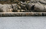 Brygga i Imsøysundet