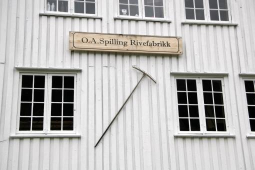 O. A. Spilling Rivefabrikk