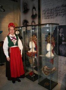 Anne Christine Hageland Syvertsen fra Husfliden i Mandal
