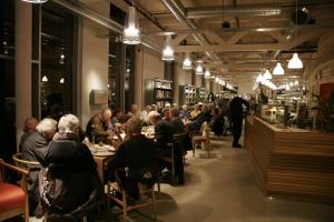 Kafeen på Kulturtorvet