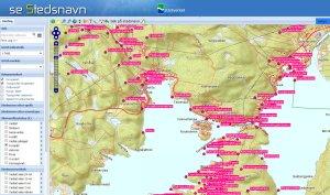 Stadig flere lokale stedsnavn i Lindesnes registrert hos Statens kartverk