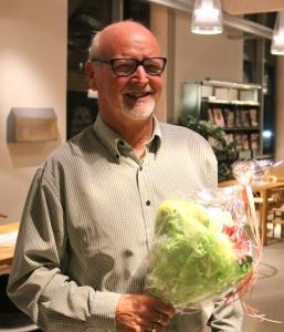 """Bjørn Finstad som takket av i """"Glimt fra Lindesnes"""""""