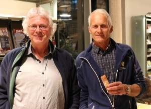 Dykkerne - Rasmus Strømme og Nils Reidar Christensen.