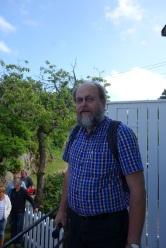 Ådne Fardal Klev, turens guide