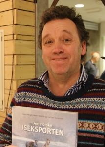 Carsten M. Syvertsen fortalte om iseksporten